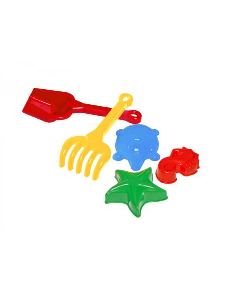 Texnok smėlio žaislų rinkinys