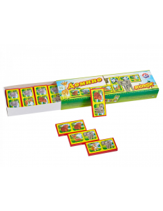 "Technok Domino ""Zoo parkas"""