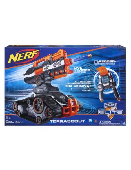 Nerf N-Strike TERRASCOUT dronas