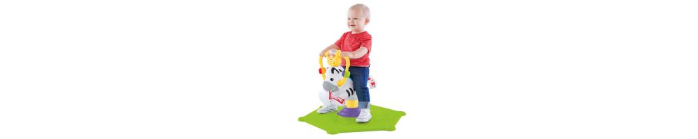 Šokliukai, lingynės ir arkliukai vaikams | isparduotuve-vaikams.lt