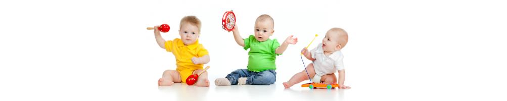 Muzikiniai žaislai tinkantys visiem | isparduotuve-vaikams.lt