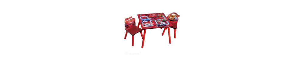 Komodos, spintelės, vaikų kambario staliukai | isparduotuve-vaikams.lt