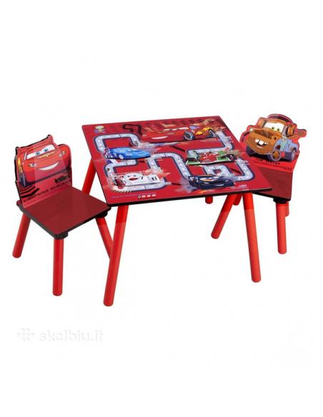 Komodos, spintelės, staliukai