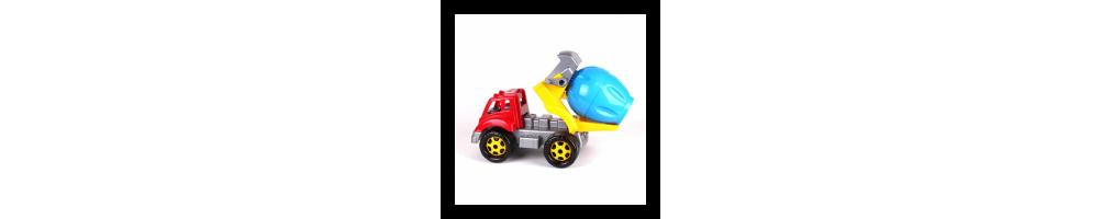 Mašinos skirtos įvairiems žaidimams | isparduotuve-vaikams.lt